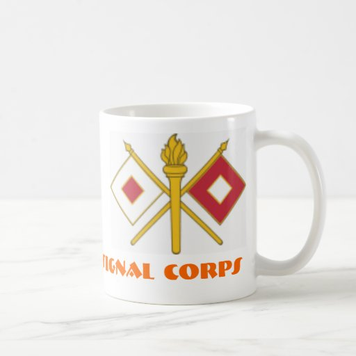 signalera kår, signalera kår kaffe koppar