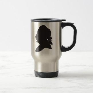 silhouette av Goethe Resemugg