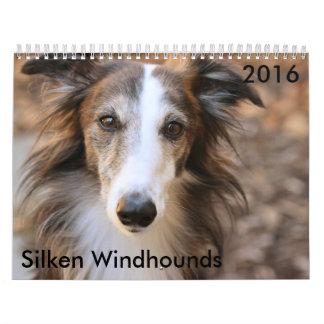 Silken Windhounds kalender för 11 2016