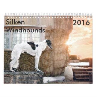 Silken Windhounds kalender för 15 2016