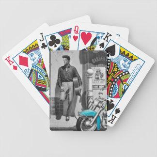 Silver för HWY 51 Spelkort