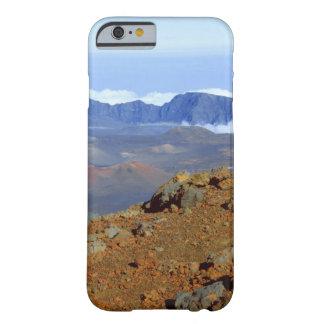 Silversword på Haleakala kraterkant från near 2 Barely There iPhone 6 Fodral
