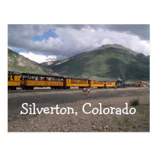 Silverton Colorado vykort