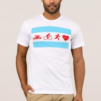 Simmacykelspringa Chicago T Shirt