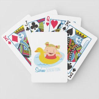 Simmaförnimmelse Spelkort