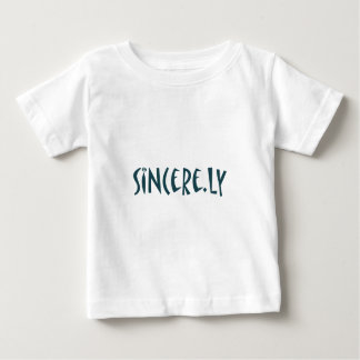 sincere.ly t-shirts