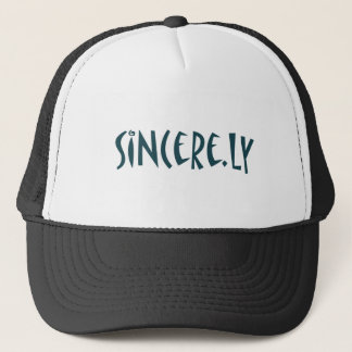 sincere.ly truckerkeps