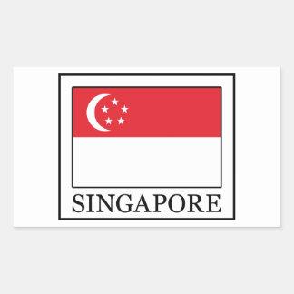 Singapore klistermärke