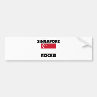 Singapore stenar bildekal