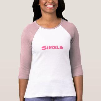 Singel till den brud- skjortan t-shirts