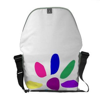 Singelblomma Messenger Bag