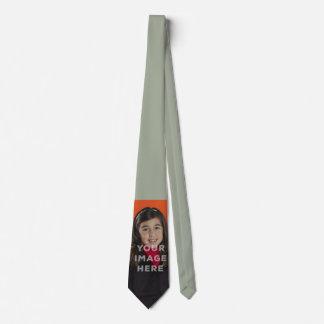 Singeln avbildar för nacketien för fotoet rolig slips