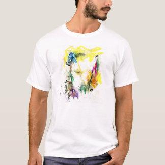 """Singularity"" T-tröja T-shirts"