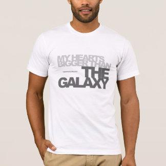 Singularityen passade t-shirts