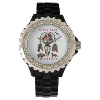 Sioux nationmercnandise armbandsur
