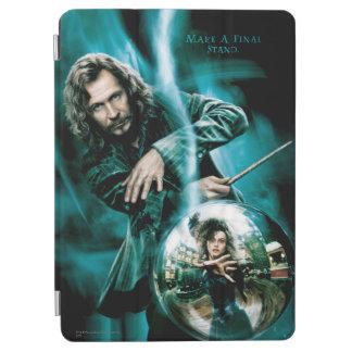 Sirius svart och Bellatrix Lestrange iPad Air Skydd