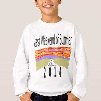 Sist helg av sommaren tshirts