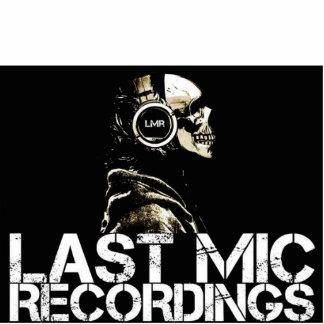 Sist Mic-inspelningar Keychain! Photo Cut Outs