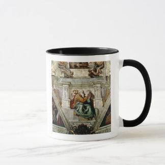 Sistine kapelltak, 1508-12 mugg