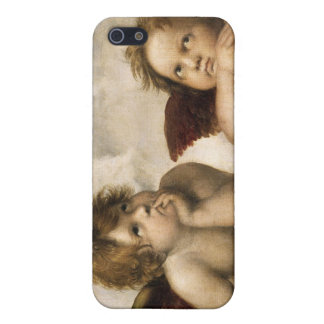 Sistine Madonna specificerar, Raphael iPhone 5 Fodral