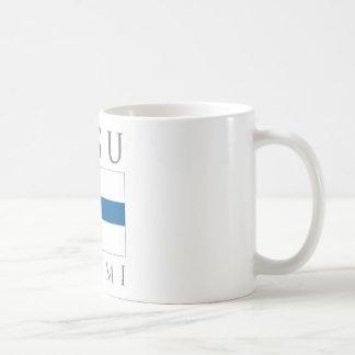 Sisu Suomi Kaffe Mugg