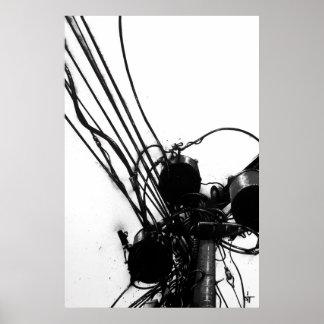 """SITT """"Unwired 3"""", Poster"""