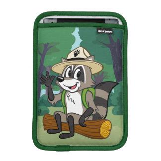 Sitta för stack för skogsvaktare för iPad mini sleeve