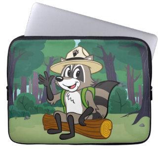 Sitta för stack för skogsvaktare för laptop fodral