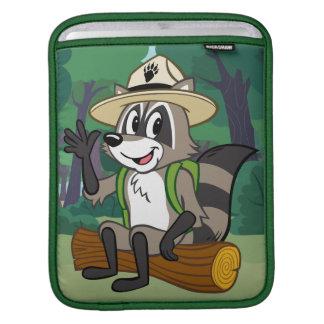 Sitta för stack för skogsvaktare för sleeve för iPads