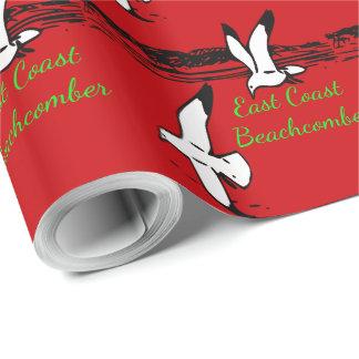 Sjal för gåva för Beachcomber för Presentpapper