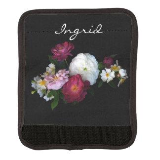 Sjal för handtag för bagage för blommor för