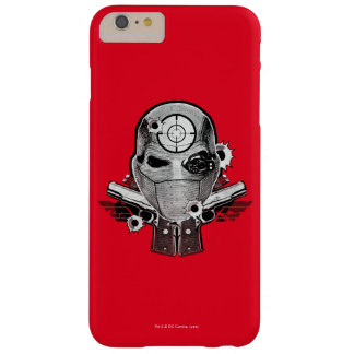 Självmordsquaden | Deadshot maskerar & Barely There iPhone 6 Plus Skal