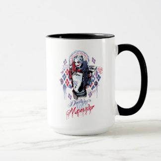 Självmordsquaden | Harley Quinn Inked grafitti