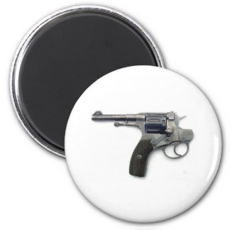 Självmordvapen Magnet Rund 5.7 Cm