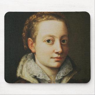 Självporträtt 1559-61 musmatta
