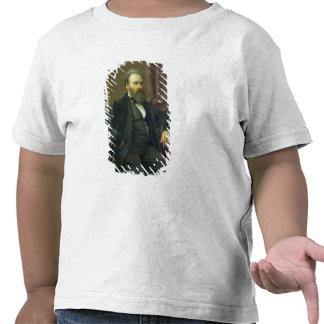 Självporträtt av konstnären, 1869 (olja på kanfas) tröjor
