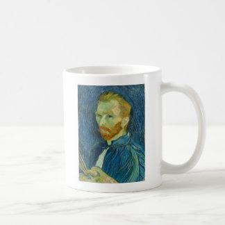 Självporträtt Vincent Van Gogh Kaffemugg
