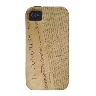 Självständighet iPhone 4 Fodral
