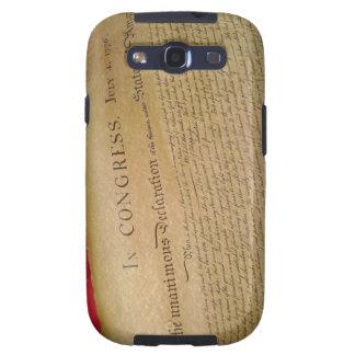 Självständighet Samsung Galaxy S3 Skydd