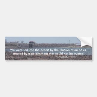 sjö lahontan Fallon Nevada Churchill County Bildekal