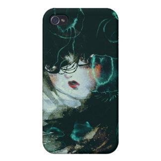 Sjöjungfru 4 iPhone 4 skydd
