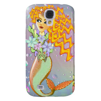 Sjöjungfru Galaxy S4 Fodral