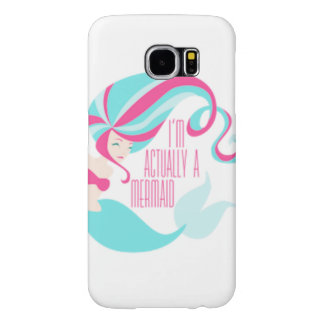 Sjöjungfru Galaxy S5 Fodral