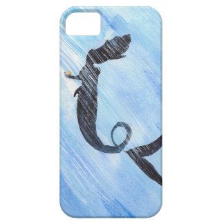 Sjöjungfru iPhone 5 Case-Mate Fodraler