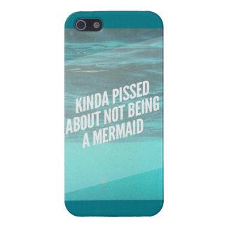 Sjöjungfru iPhone 5 Cases