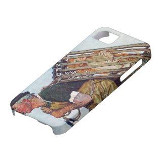 Sjöjungfru iPhone 5 Fodral