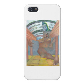 Sjöjungfru iPhone 5 Hud