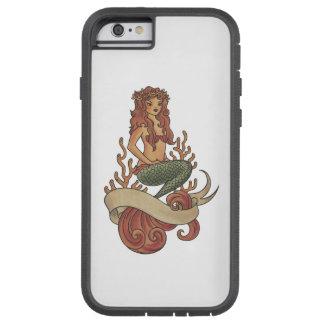 sjöjungfru tough xtreme iPhone 6 case
