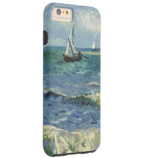 Sjölandskap på Saintes-Maries de la Mer av Van Tough iPhone 6 Plus Skal
