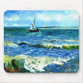 Sjölandskap på Saintes-Maries, Vincent Van Gogh Musmatta